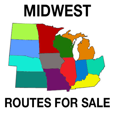 Midwest Routes for Sale - Buy or Sell Today