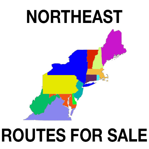 Northeast Routes for Sale