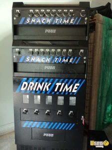 snack time combo vending machine