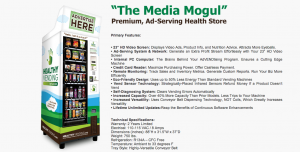 media mogul vending