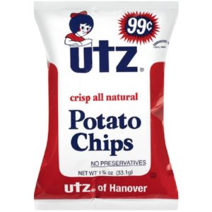 utz snack route