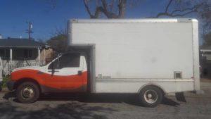 vending truck